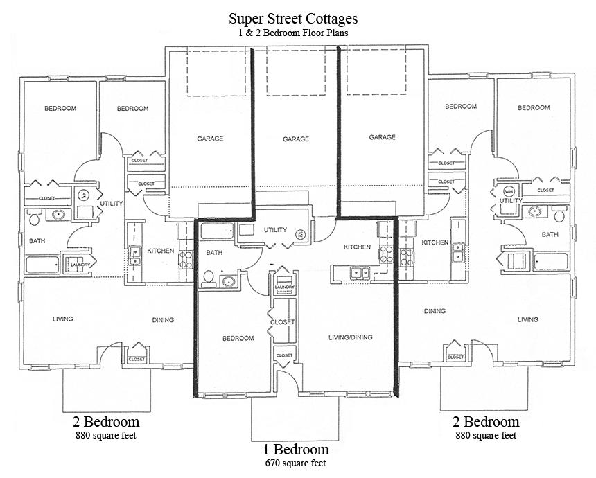 Senior housing floor plans gallery for gt assisted for Senior house plans